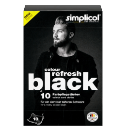 simplicol colour refresh black 10 Pieces