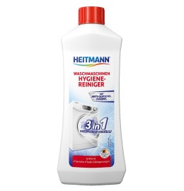 HEITMANN Washing Machine Hygiene Cleaner 3 in 1 250 ml