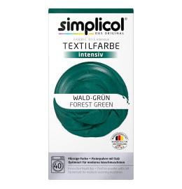 simplicol Textilfarbe intensiv Wald-Grün