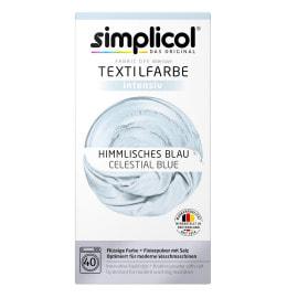 simplicol Fabric Dye intensive Celestial Blue