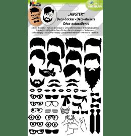 Sticker Hipster Style