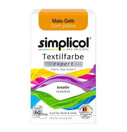 simplicol Textilfarbe expert Mais-Gelb