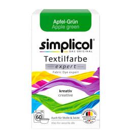 simplicol Fabric Dye expert Apple Green