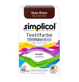 simplicol Fabric Dye expert Nut Brown