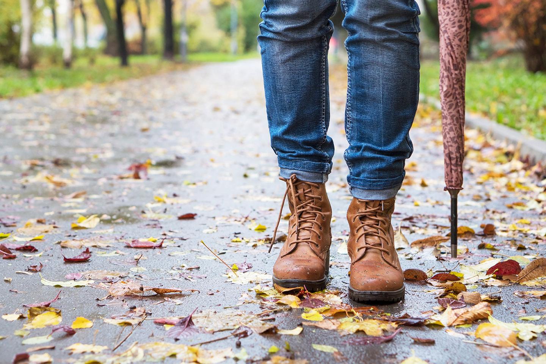 Schuhe richtig imprägnieren