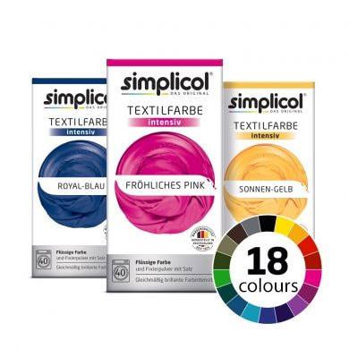 Fabric Dye intensive