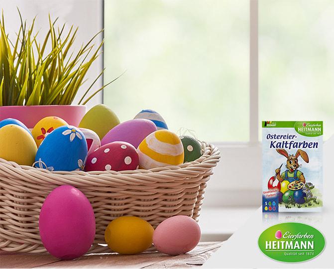 HEITMANN egg dyes